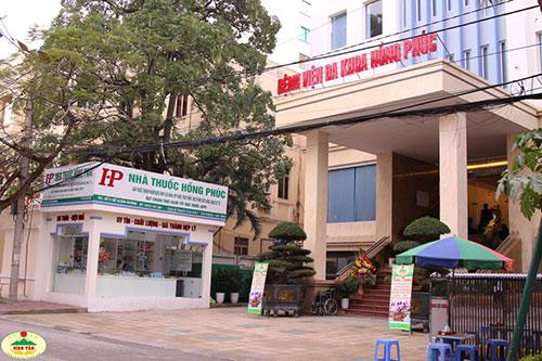 Mỹ Phẩm Vĩnh Tân - Khai Trương Spa tại Bệnh Viện Đa Khoa Hồng Phúc - Hải Phòng