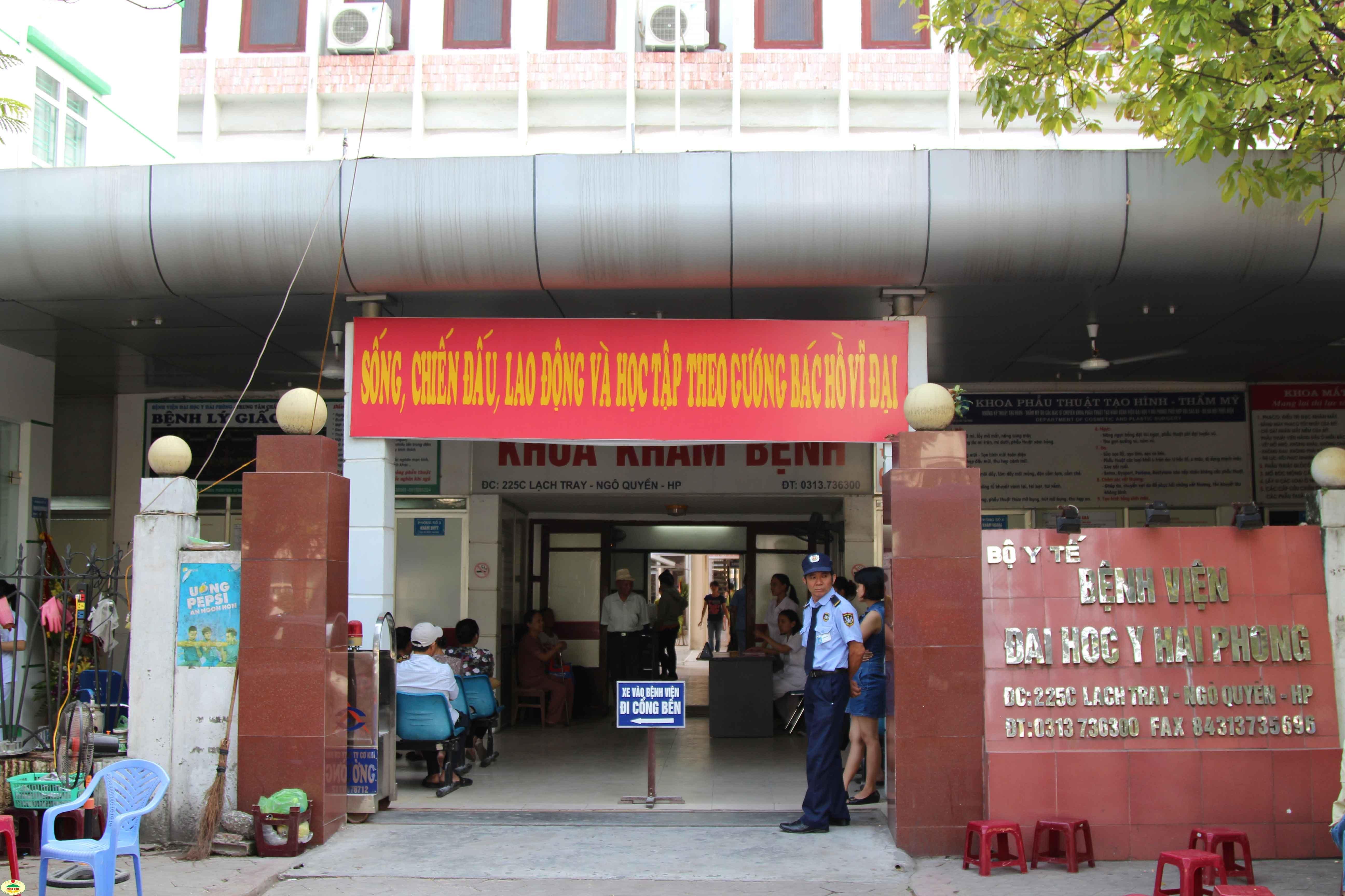 Mỹ phẩm Vĩnh Tân khai trương Spa tại BV ĐH Y Hải Phòng & BV YHCT BCA Hà Nội