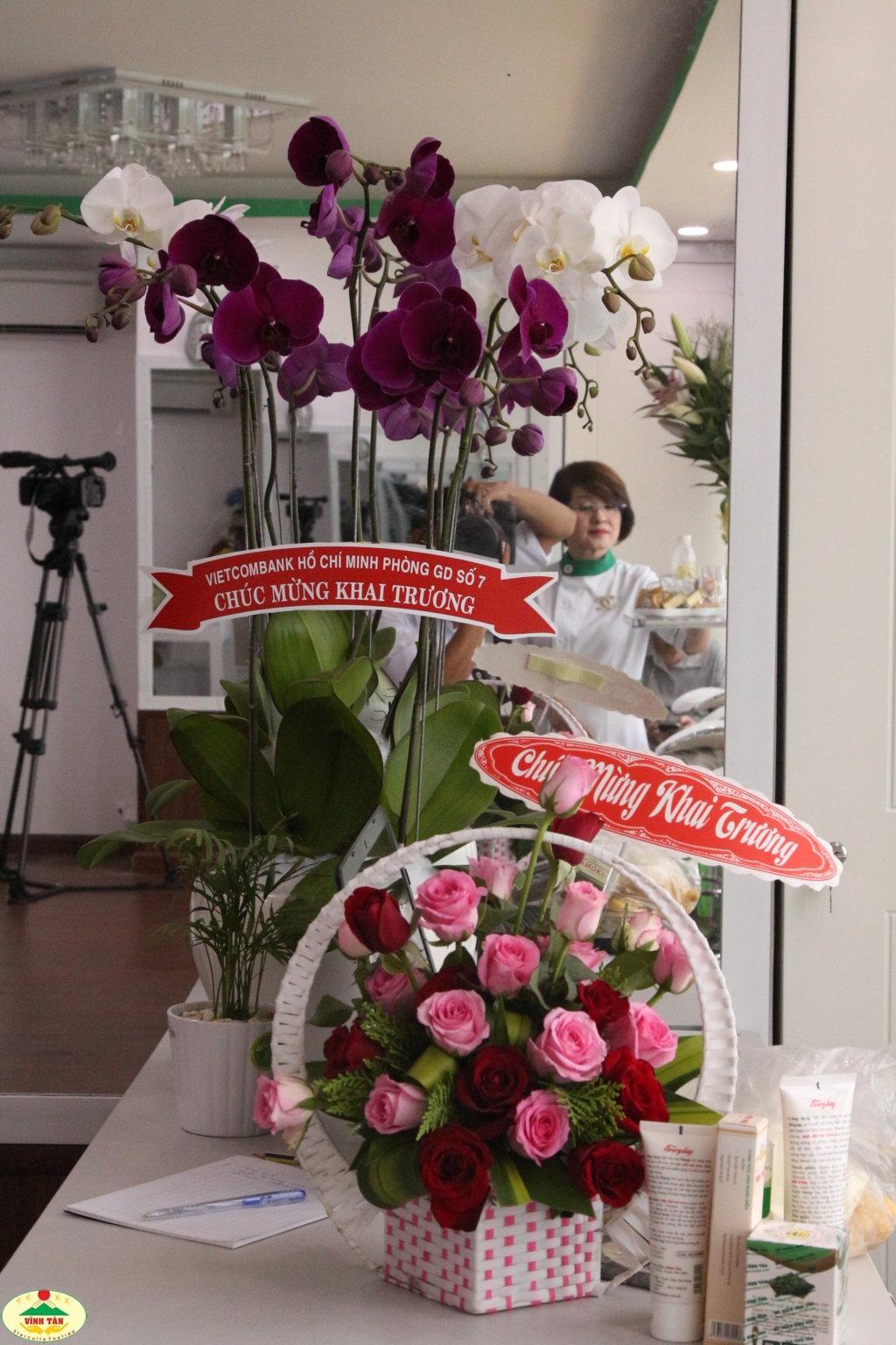 Mỹ Phẩm Vĩnh Tân khai trương Spa tại TP Nha Trang - Khánh Hòa
