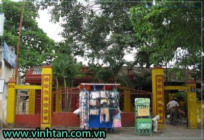 Mỹ Phẩm Vĩnh Tân Quận Tân Phú