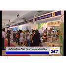Mỹ phẩm Vĩnh Tân trong Ngày hội Quốc Tế thực phẩm chức năng 2014 tại hôi chợ triễn lãm Tân Bình