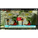 VTV9 phát hiện hàng giả sản phẩm kem mủ trôm Vĩnh Tân